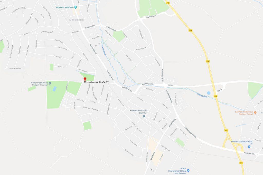 Karte: Kelkheim > PC & Computer Service ✗ Kelkheim ✗ Saarbrücken > XPert-PC